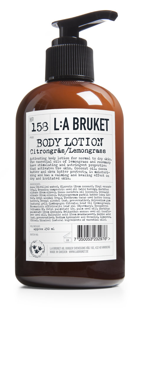 La Bruket Bodylotion Lemongrass