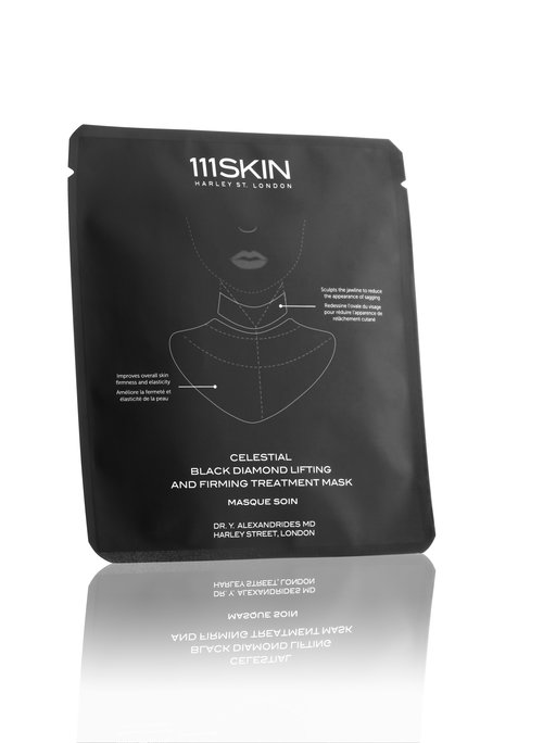 111SKIN Celestial Black Diamond Lifting and Firming Mask Teil 2