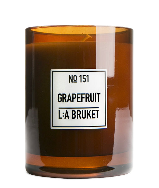 La Bruket Scented Candle 260gr Grapefruit
