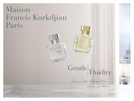 Maison Francis Kurkdjian Gentle Fluidity silver & gold TXT