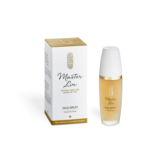 Master Lin Face Serum Gold & Pearl