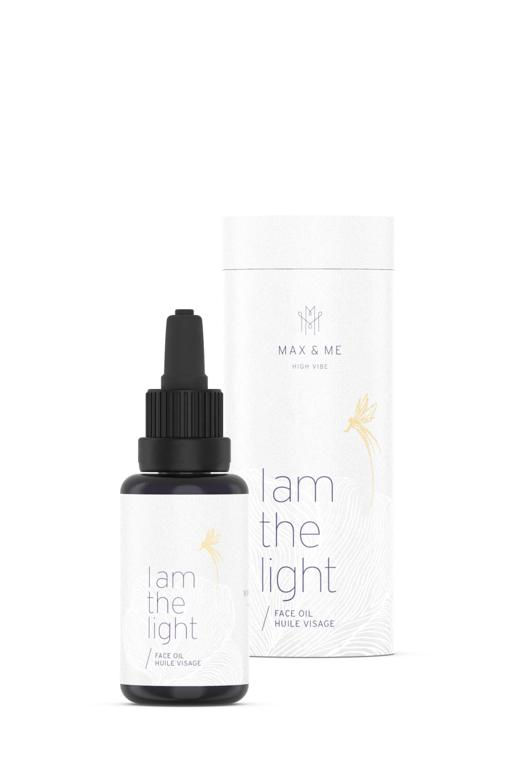 Max and Me Facial Oil I am the Light