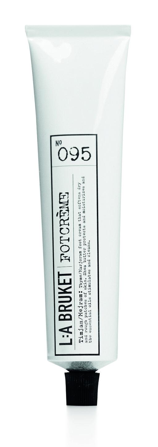 La Bruket Foot Cream Thyme Marjoram 70ml
