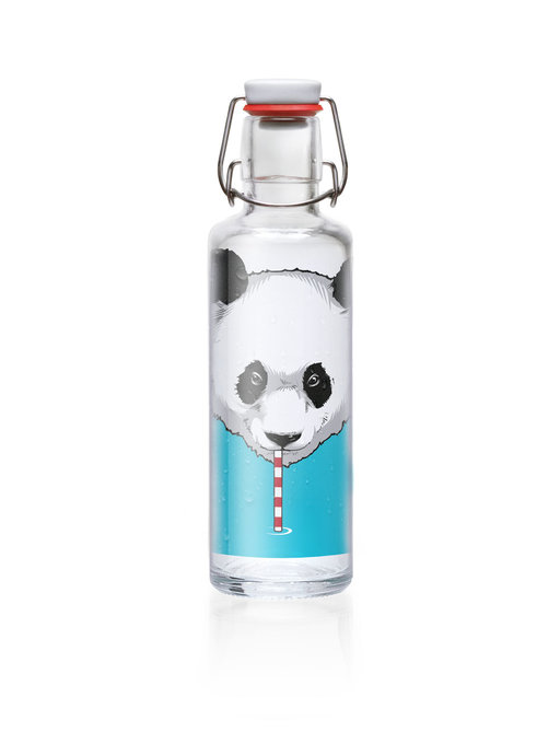 Soulbottles Thirsty Panda