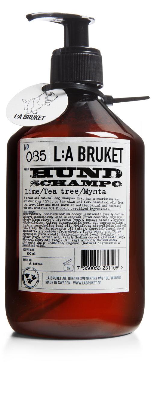 La Bruket Dog Shampoo