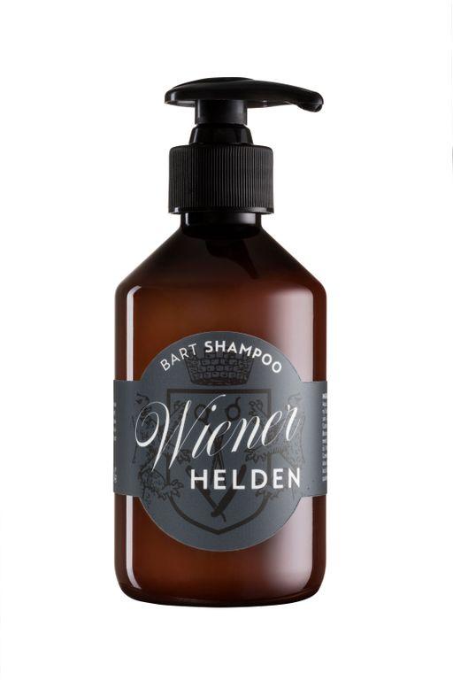 Wiener Helden Bart Shampoo
