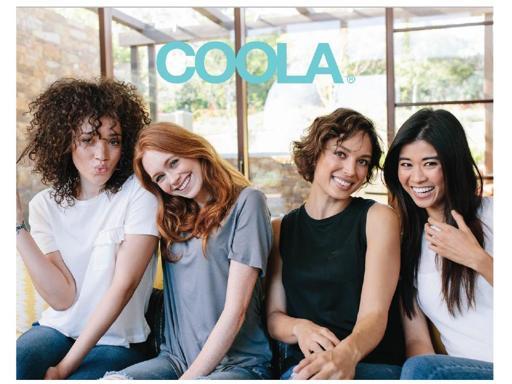 Coola Markenpräsentation 2020