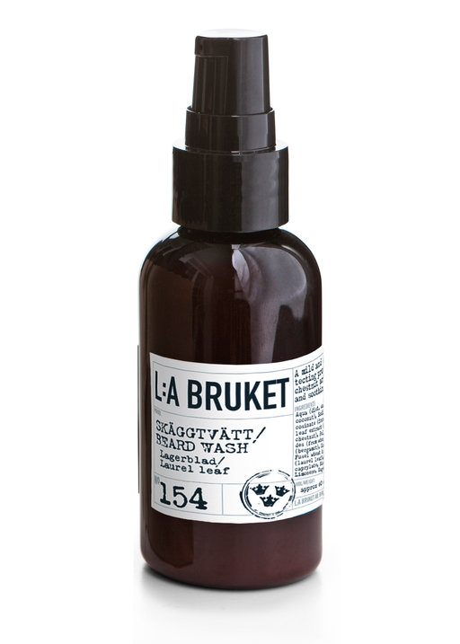 La Bruket Beard Wash Lauren Leaf