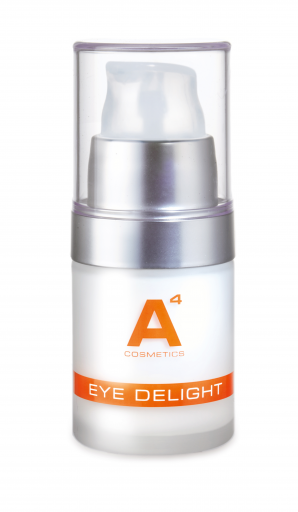 A4 Eye Delight on white