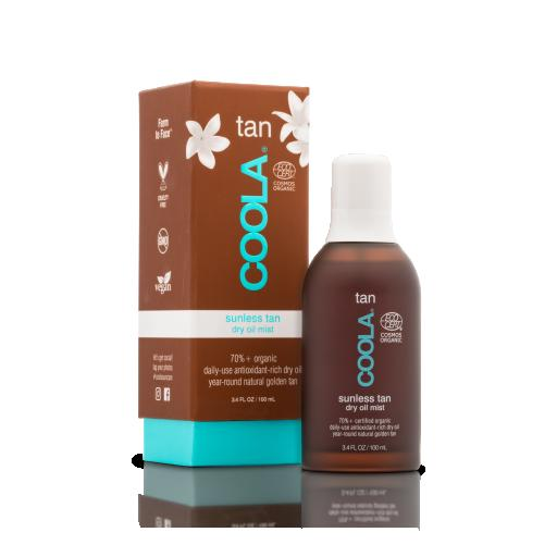 Coola Sunless Tan Dry Oil