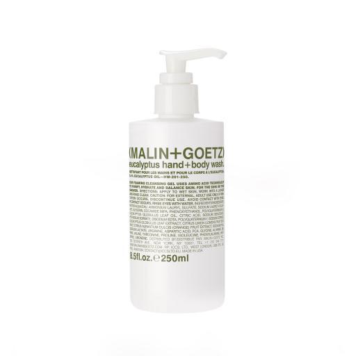 MALIN+GOETZ Eucalyptus Hand+Body Wash 250ml