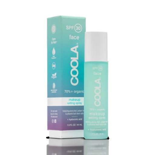 Coola Makeup setting spray