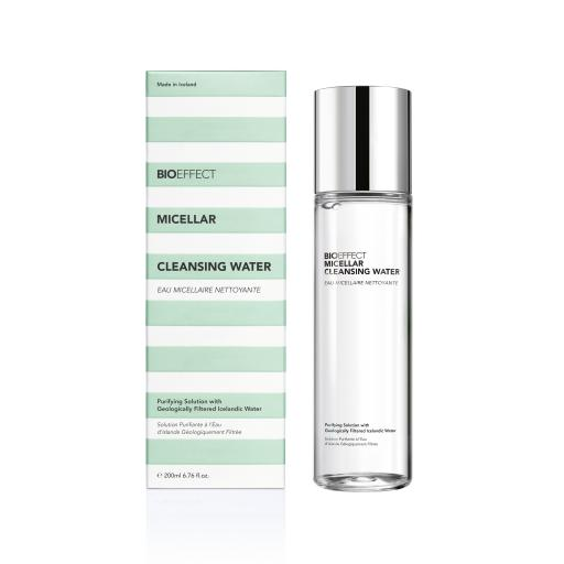 BIOEFFECT MICELLAR CLEANSING WATER with box