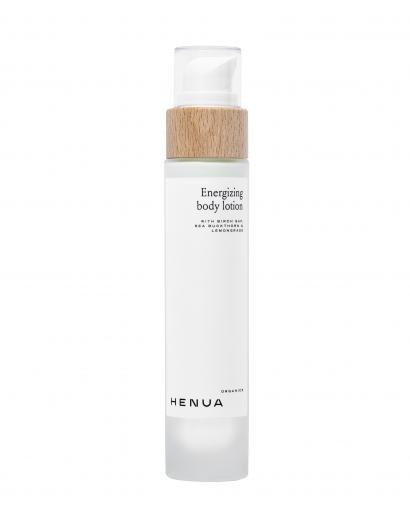 HENUA Energizing body lotion