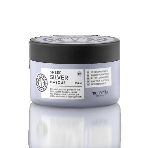 Maria Nila Silver Masque
