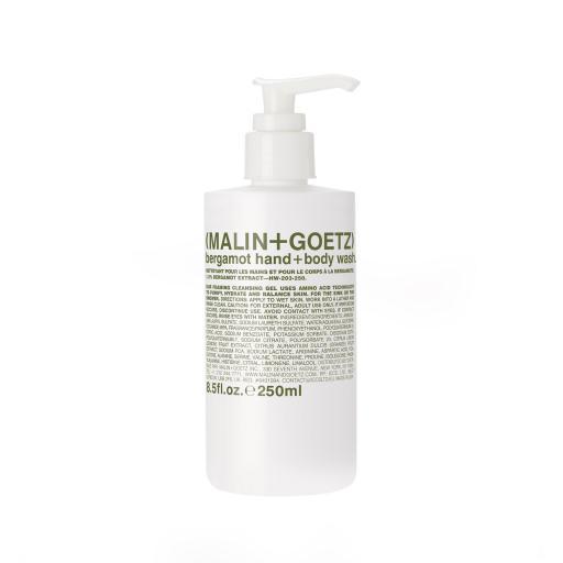 MALIN+GOETZ Bergamot Hand+Body Wash 250ml