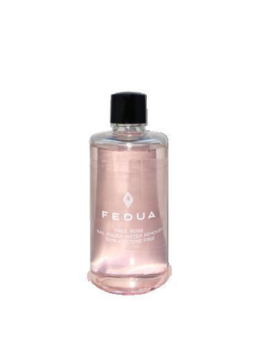 Fedua Free Rose Nail Polish Water Remover Acetone Free Odorless