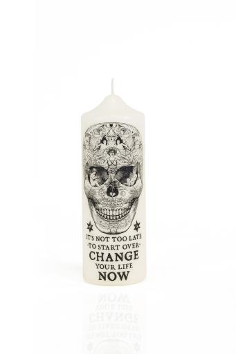 CORETERNO Visionary Pillar Candle Change