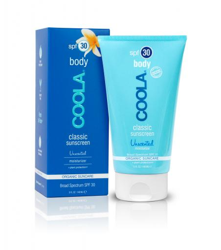 Coola Classic Sunscreen Body Unscented