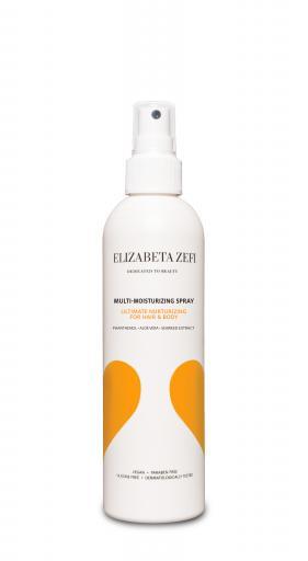 Elizabeta Zefi Dedicated To Beauty orange Multi Moisturizing Spray 2