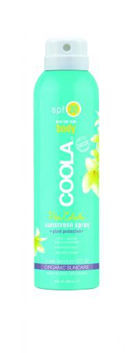 COOLA Sunscreen Spray Pina Colada