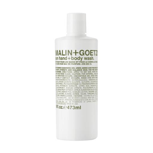 MALIN+GOETZ Rum Hand+Body Wash 473ml