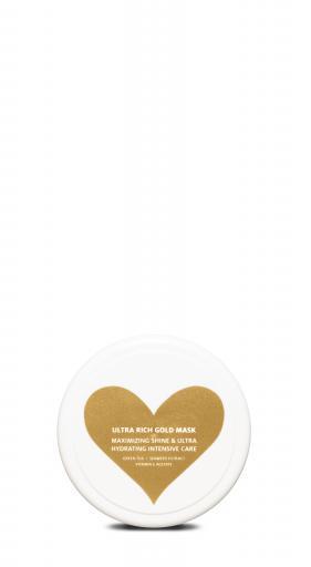Elizabeta Zefi Dedicated To Beauty Ultra Rich Gold Mask