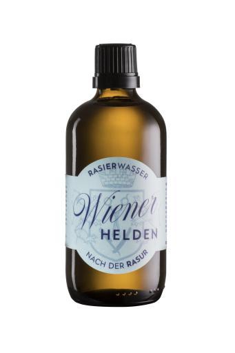 Wiener Helden Rasierwasser