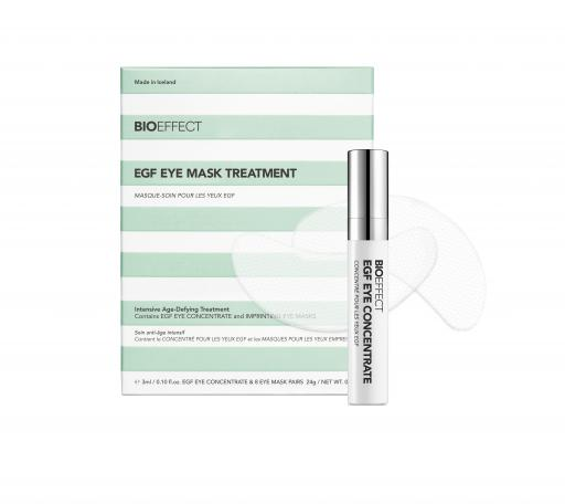 BIOEFFECT EGF EYE MASK TREATMENT Box with Patches