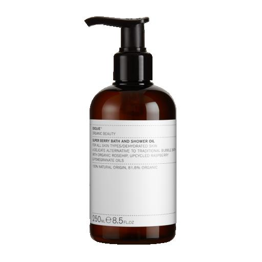 EVOLVE Super Berry Bath and Shower Oil