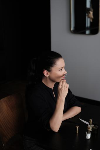 Une Nuit Nomade Founder Alexandra Cubizolles