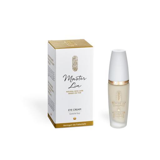 Master Lin Eye Cream Gold & Goji