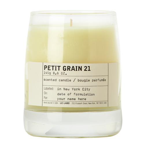 LE LABO Petit Grain 21 Candle