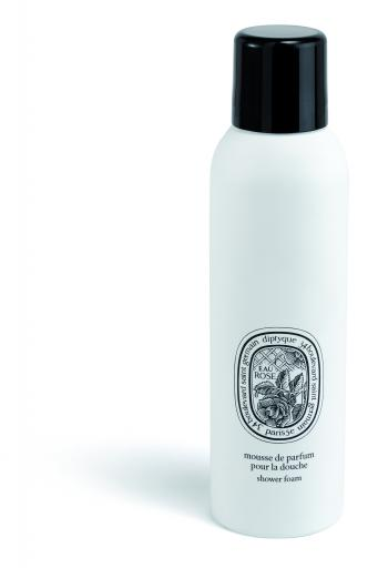 Diptyque Eau Rose Shower foam