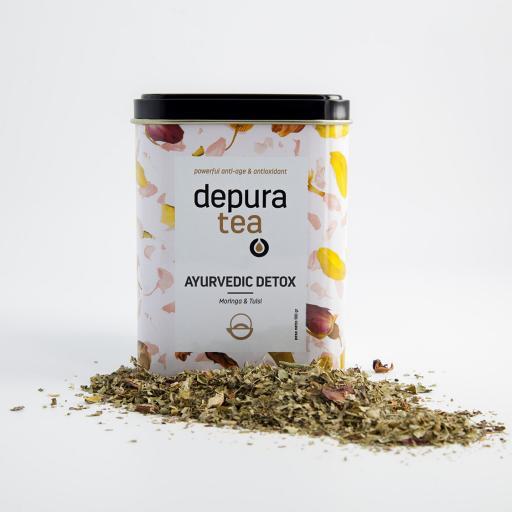 DEPURAVITA Ayurvedic Detox mit Tee