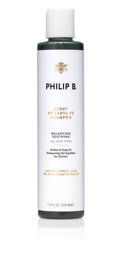 PHILIP B Scent Of Santa Fe Shampoo 220ml