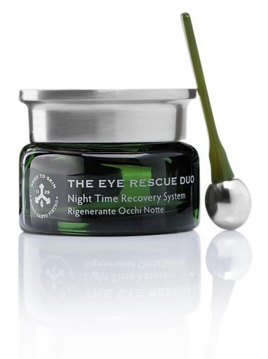 SEED TO SKIN The Eye Rescue Duo Night Time Recovering System