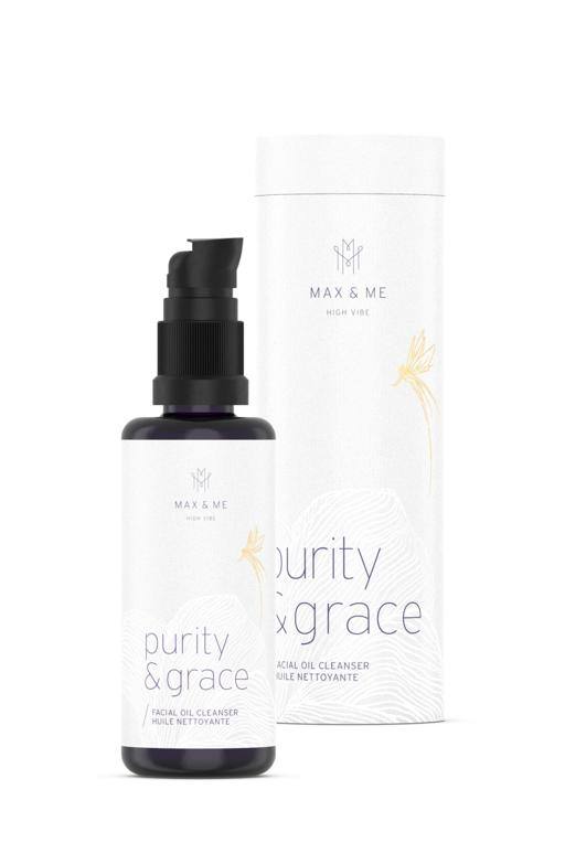 Max and Me Oil Cleanser Purity & Grace