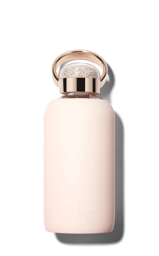Bkr bottle Tutu Rose Gold Swarovski 500ml