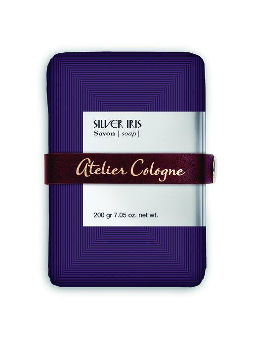 Atelier Cologne Silver Iris Seife