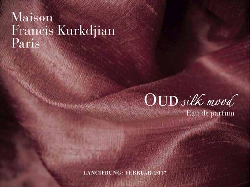 Maison Francis Kurkdjian Oud Extrait+ Oud Silk Mood TXT