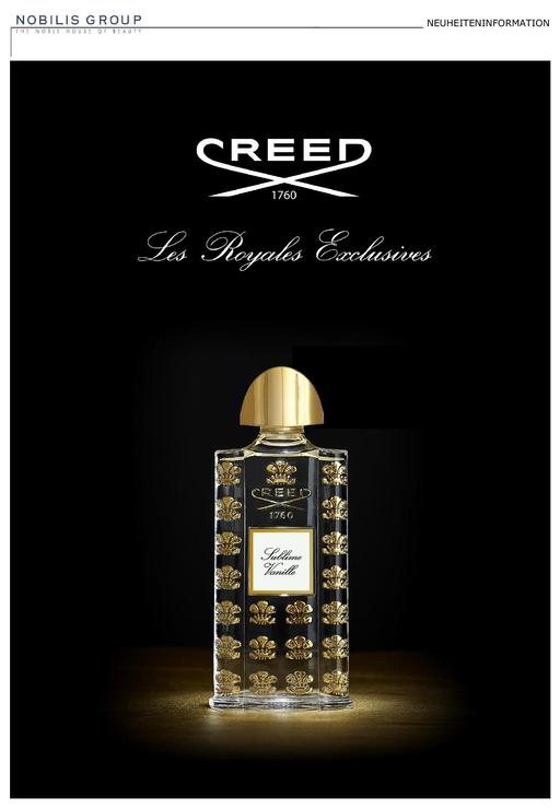 Creed Les Royales Exclusives Produktübersicht