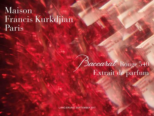 Maison Francis Kurkdjian Baccarat Rouge 540 EXTRAIT de parfum TXT