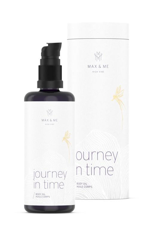 Max and Me Bodyoil Journey in Time
