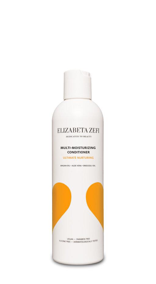 Elizabeta Zefi Dedicated To Beauty orange Multi Moisturizing Conditioner 1