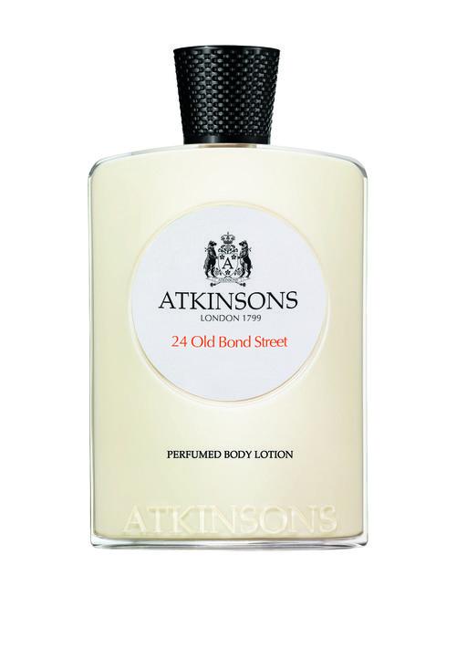 Atkinson 24 Old Bond Stret Body Lotion