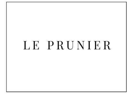 LE PRUNIER Markenbeschreibung Produktbeschreibung