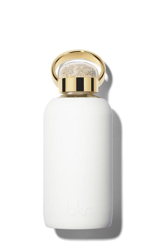 Bkr bottle Winter Gold Swarovski 500ml