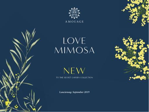 Amouage Love Mimosa TXT