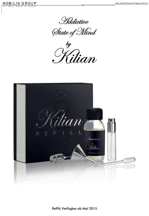 Kilian Addictive State of Mind Refills Produktübersicht